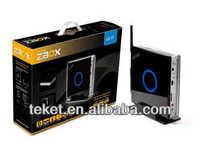 ZOTAC ZBOX MINI PC for HTPC HD-ID91, Intel Core I3 4130T 2.9 GHz Dual Core/U3/WIFI Bluetooth/Remote Control