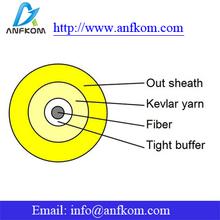 Anfkom-Single-Fiber optical Cable for Indoor GJFJV(China (