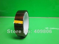 Free Shipping Gold BGA Tape Heat Tape,Thermal Insulation Tape, 4PCS/Lot 20MM*33M High Temperature Resistant Tape
