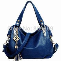 Bana bag 2014 new European and American casual summer models handbags shoulder bag big bag Ms. portable Xiekua