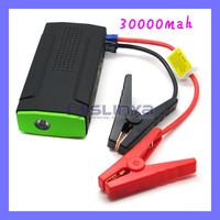 12V Portable Car Jump Starter 30000mAh Car Jumper Booster Power Battery Charger for Mobile Phone Laptop Power Bank
