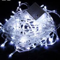Holidays light 20LEDs/ 20M outdoor waterproof LED string lights flashing lantern string lights Christmas lights decoration stars