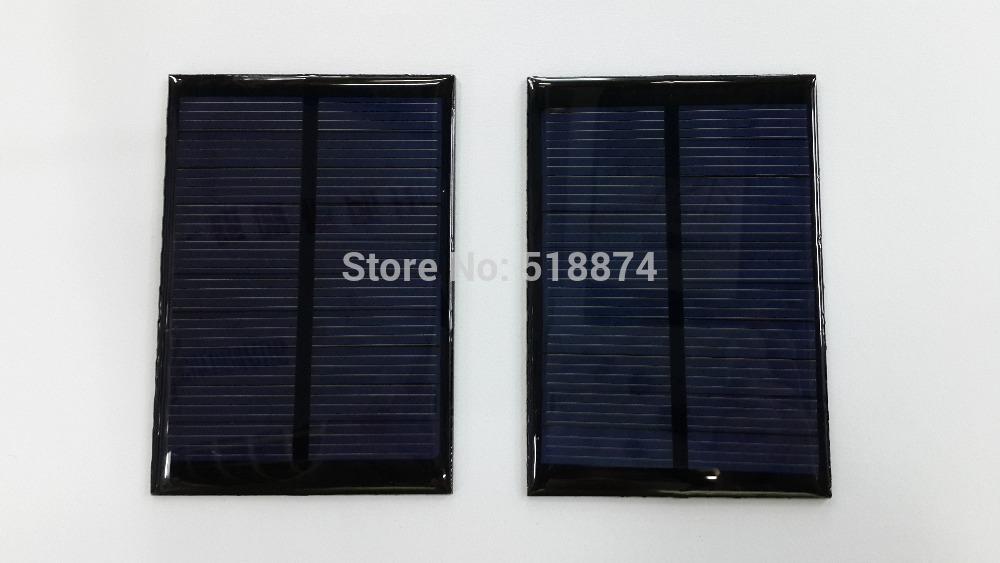 10Pcs/Lot Mini Solar panel 99 x 69 mm 5V 150mA Solar Panel Cell Module Charger USB 5V 0.75W(China (Mainland))