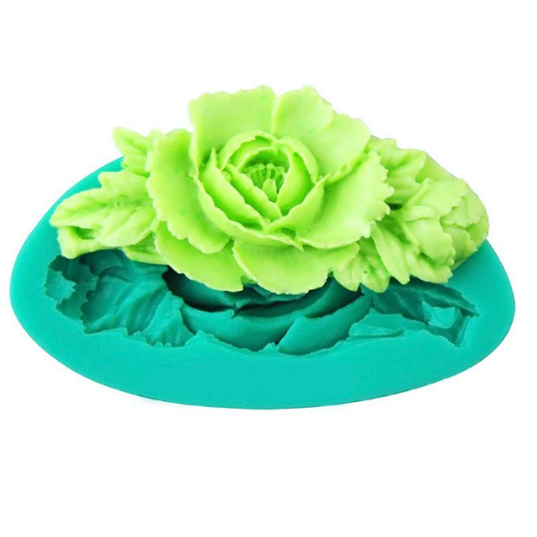 Потребительские товары 3D DIY # ZH164 3D DIY Bowknot Fondant Cake Mold diy fondant decorative cutter cake punch set purple