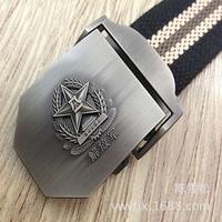 freeshipping Men belts wholesale men's thicker outdoor canvas belt canvas belt extension