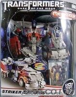 NEW original package Leader Class Movie 3 DA28 Striker Optimus Prime action figure transfomation robot free shipping