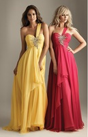 Elegant One Shoulder Prom Dress A8/ Long Prom Dress /Hotsale Evening Dresses For Prom Night