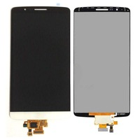 Original OEM Full LCD Display Touch Screen Digitizer Assembly For LG G3 D850 D851 D855 VS985 LS990 white free shipping