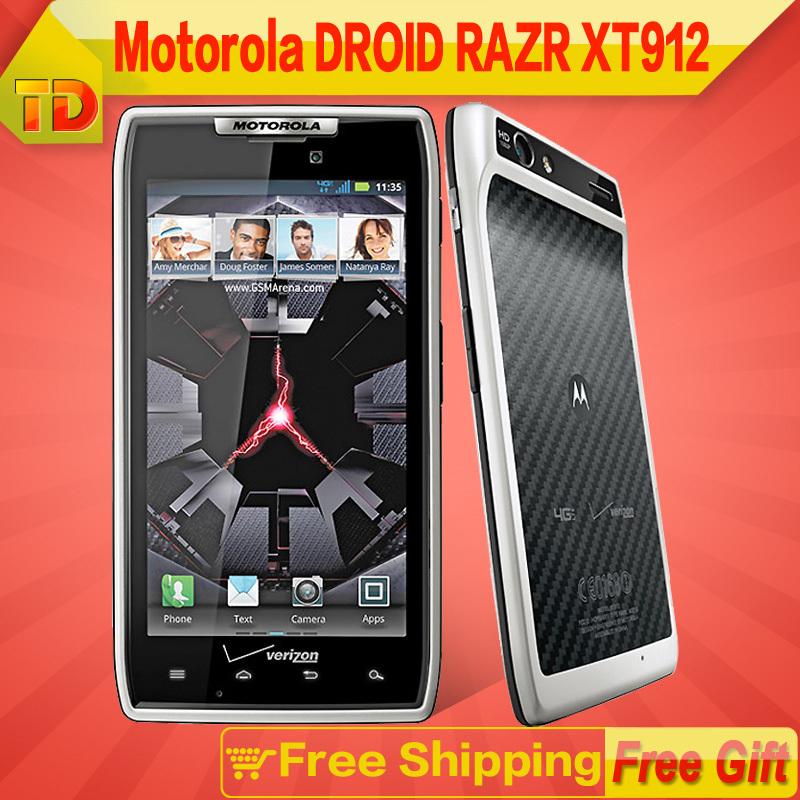 Core ROM original Motorola DROID RAZR XT912 MAXX Teléfono de 8.0