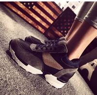 Fashion scrawl Korea style sweet shoes women shoes sport sneaker high top  for girl  141024-1