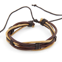 2014 Limited Pulseira Masculina Bracelets For Women Vintage Multilayer Leather Fashion Bracelet For Women In Jewelry Wholesale