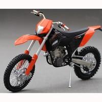 KTM 450 EXC 09 Off-road Motorcycle Model