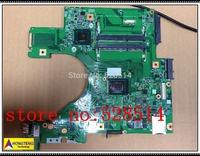 Original DJ5 MB 48.4ND01.011 for DELL V31 laptop motherboard with cpu DDR3  100% Test ok