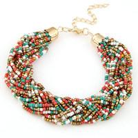 2014 Top Fashion One Direction Pulseira Masculina Fashion Bohemian Beads Bracelet Colorful Bracelets Bangles Women Accessories