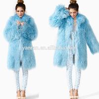 YR-659 Warm Winter Fur Coat/Women Winter Fur Coats Fashion/Custom Made