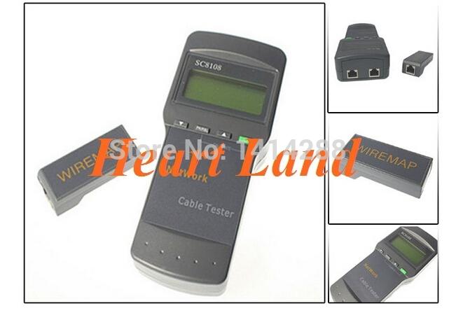 все цены на Сетевой инструмент HL SC8108 LAN CAT5 RJ45 f/0678 F-0678
