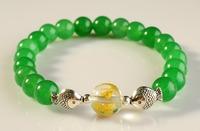Round Green Aventurine Beads Fashion Diy Jewelry Beads 15.5'' Hole 1MM Natural Green Aventurine Loose Beads Free Shipping