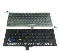 "FOR NEW 13"" Macbook Pro Unibody A1278 GR German keyboard 2009 2010 2011 Brand new Original"