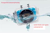 HD720P outdoor sports waterproof mini-DV camera diving camera bicycle helmet camera touch screen