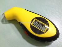 Free Shipping New Sport Mini Digital LCD Bike Motorcycle Car Tire Tyre Air Pressure Gauge Meter Manometer Tester Tool