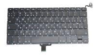 """Brand new Original For Macbook Pro 13.3"""" A1278 MC374 MB467 MB477 MB990LL/A 5 pieces/Lot A1278 Keyboard RU Russian With Backlit"""
