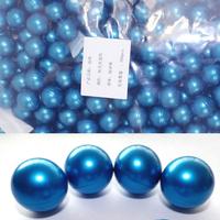 Hot Wholesale!!! Free Shipping 3.9g Blue Pearl Round-shaped Bath Oil Bath Beads Marine Breath Fragrance Coconut Oil 400pcs/lot