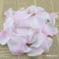 500pcs Silik Rose Petal Table Confetti Flower Decoration Engagement Wedding Birthday Celebrations