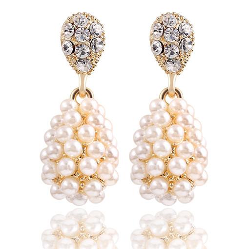 Серьги висячие Jewelry brincos 2015 M11 Earrings серьги висячие vintage style pentacle earrings