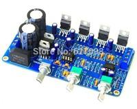 Dual AC 12V TDA2030L 2.1 amplifier board DIY kits 18Wx2 36Wx1 For DIY Free shipping