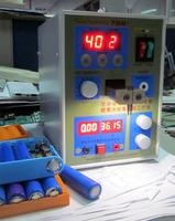 Enhanced edition Double pulse precision Battery Spot Welder & Test Battery Charger 18650 Spot Welder Battery Welder LED lighting