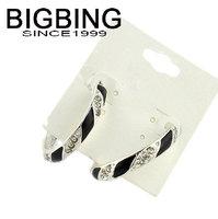 BigBing Fashion Zebra ear ring earrings Earrings stud Earrings fashion earring fashion jewelry nickel free Free shipping! S803