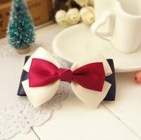 407 accessories fashion delicate small british style bow hairpin hair pin hair accessory hair accessory