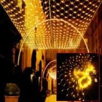 4M * 6M 720 LED  net light net light Courtyard park landscape lights Waterproof    curtain lights LED lights series