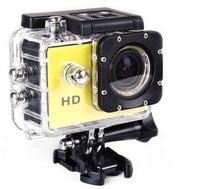 Free shipping SJ4000 HD 720P Sport Camera Diving 30Meter Waterproof Camera Mini DVR Camcorder Helmet Camera Underwater Sport DVR