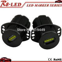 32w High Power LED Marker Angel Eye Bulbs For BMW E90 E91 Cree LED Bulbs Canbus Error Free White