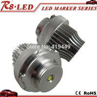 Cree 10w LED Marker Angel Eye Bulbs For BMW E60 E61 LCI Halogen Trim Headlights Canbus Free Error