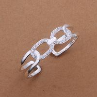 B183 925 sterling silver bangle bracelet, 925 silver fashion jewelry Bangle /aprajgya axqajoxa