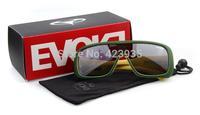 Free Shipping 1pcs New Coating Sunglass Man Cycling Glasses Men Goggle Sunglasses Women Brand Designer gafas Oculos Evoke