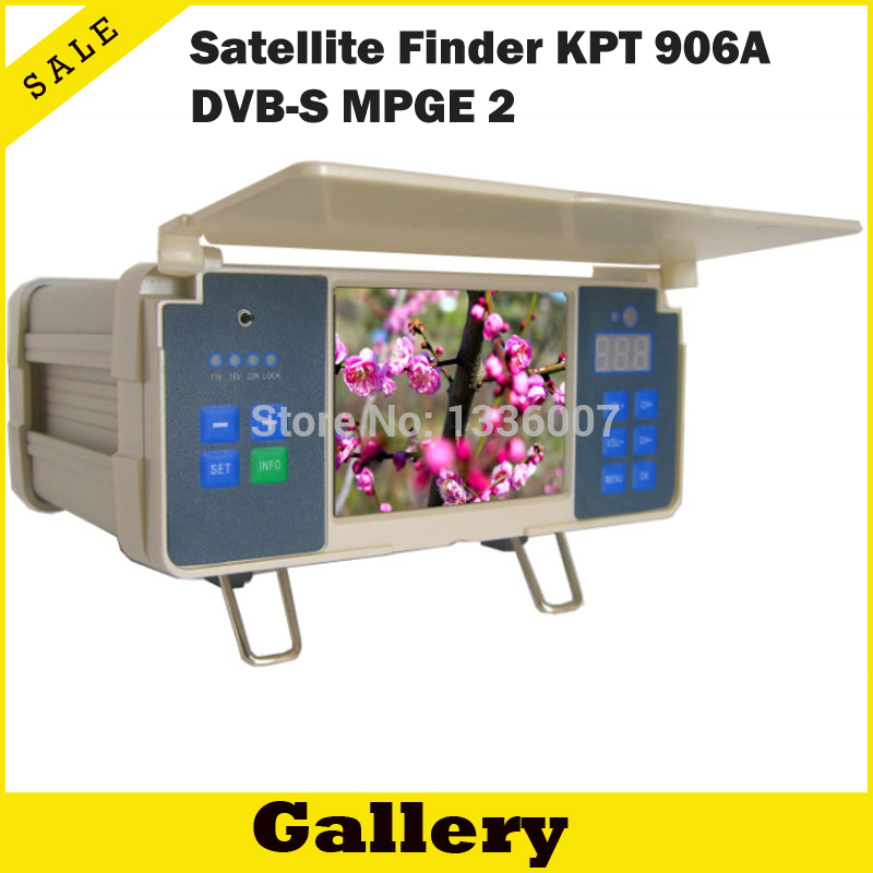 Satellite tv Receiver Consumer Electronics sat finder free receptor DVB signalingt v tuner satfinder Singapore Free