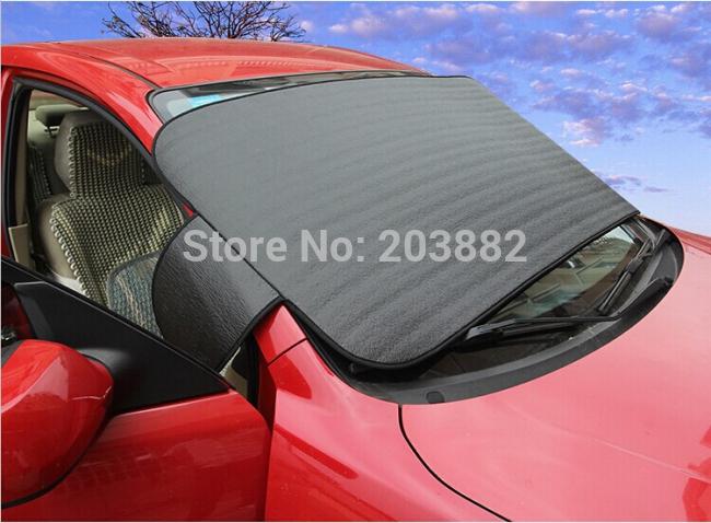 Защита от солнца в авто своими руками