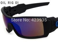 free ship 3pair Outdoor sport Eyewear men's fashion Sunglasses oil rig sunglasses,Bicycle Sport Sun glasses uv400