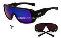 free shipping 10pcs top quality  Man Cycling Glasses Men Goggle fashion Sunglasses Women Brand Designer gafas Oculos Evoke uv400