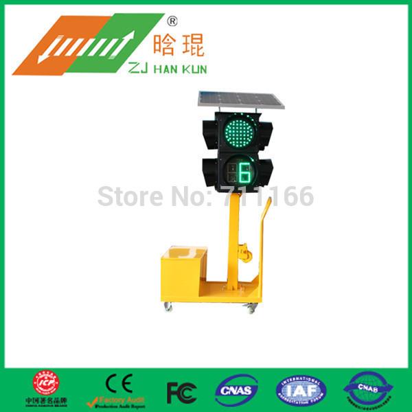 road safety warning Solar traffic signal light(China (Mainland))