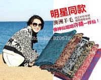 Autumn and winter scarves female elephant ethnic style shawl long scarf shawl cashmere scarf dual