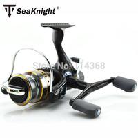 Super Quality 5.1:1 Spinning Squid Carp Fishing Reel 9+1 Ball Bearings Bait Runner Fishing Gear Molinete Pesca SBJF 2000