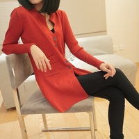 Free shipping Spring women's sweater autumn outerwear female cardigan spring outerwear