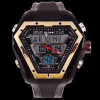 Watches Men Luxury Brand Sports Military LED fashion Casual Quartz Digital Watch  Analog Multifunctional Wristwatches Relogios