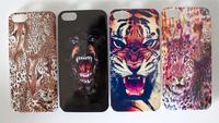 Roaring Dog Tiger Phone case for Iphone 5 5s cio poj
