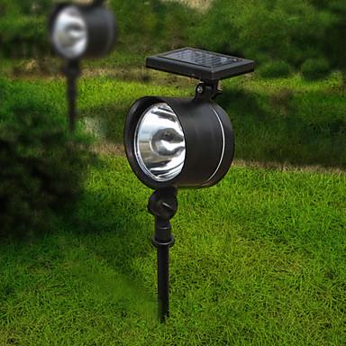 Luminaria Solar LED Light Garden Lamp Outdoor ,Solar Power LED Path Lawn Light Spotlight Free Shipping(China (Mainland))