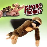Free shipping flying monkey Screaming Flying Slingshot Monkey gift for children 3pcs/lot different kindsfunny toys